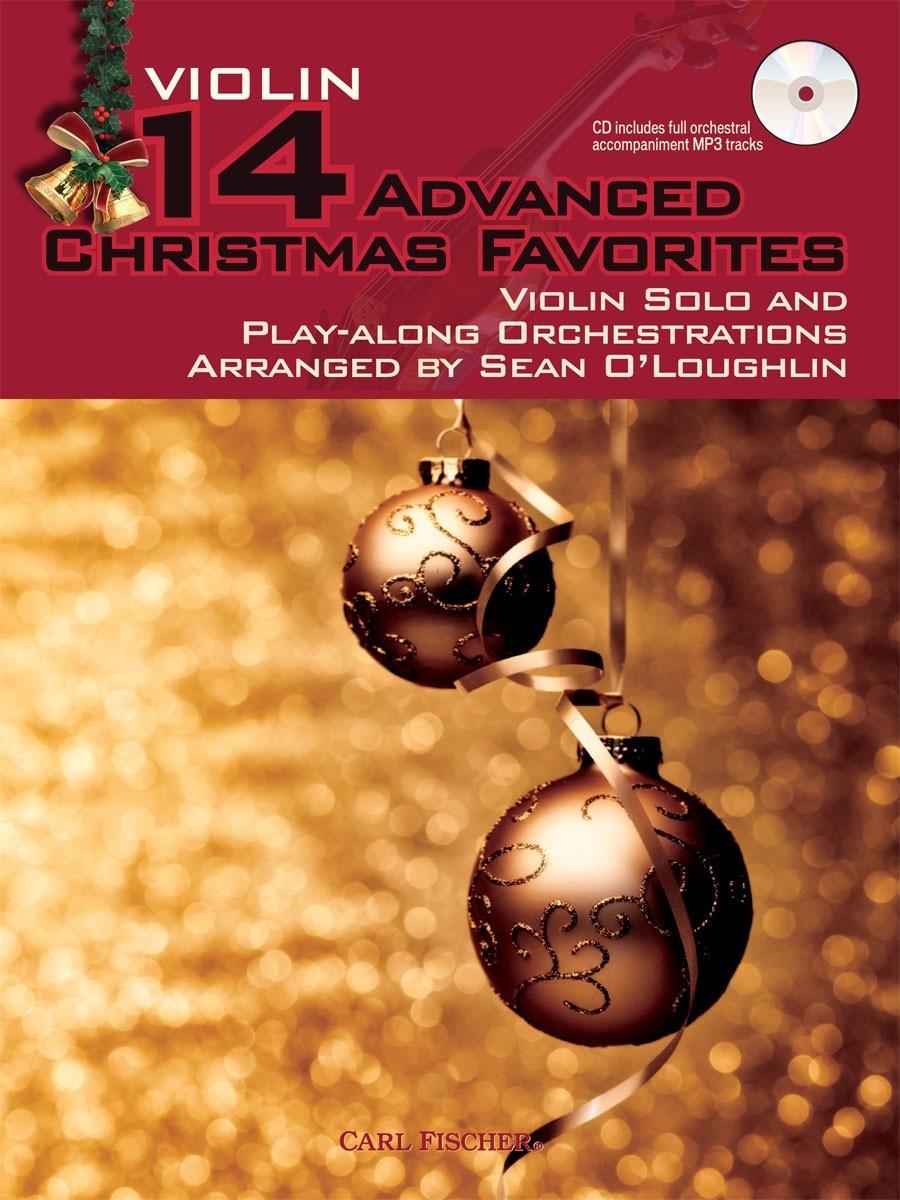 14 Advanced Christmas Favourite: Violin: Instrumental Album