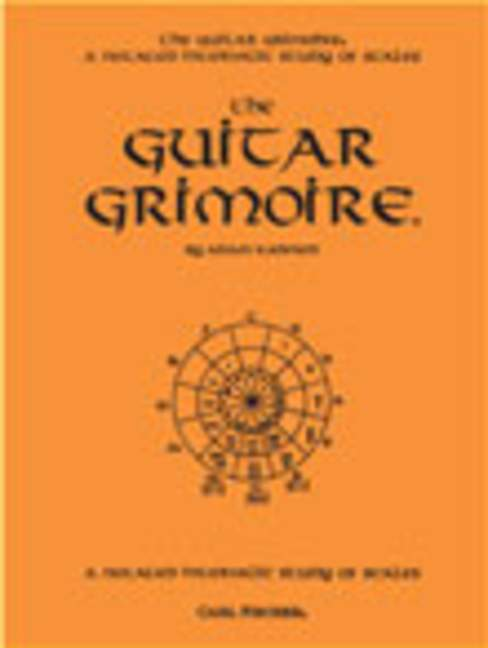 Adam Kadmon: The Guitar Grimoire: Guitar: Instrumental Tutor