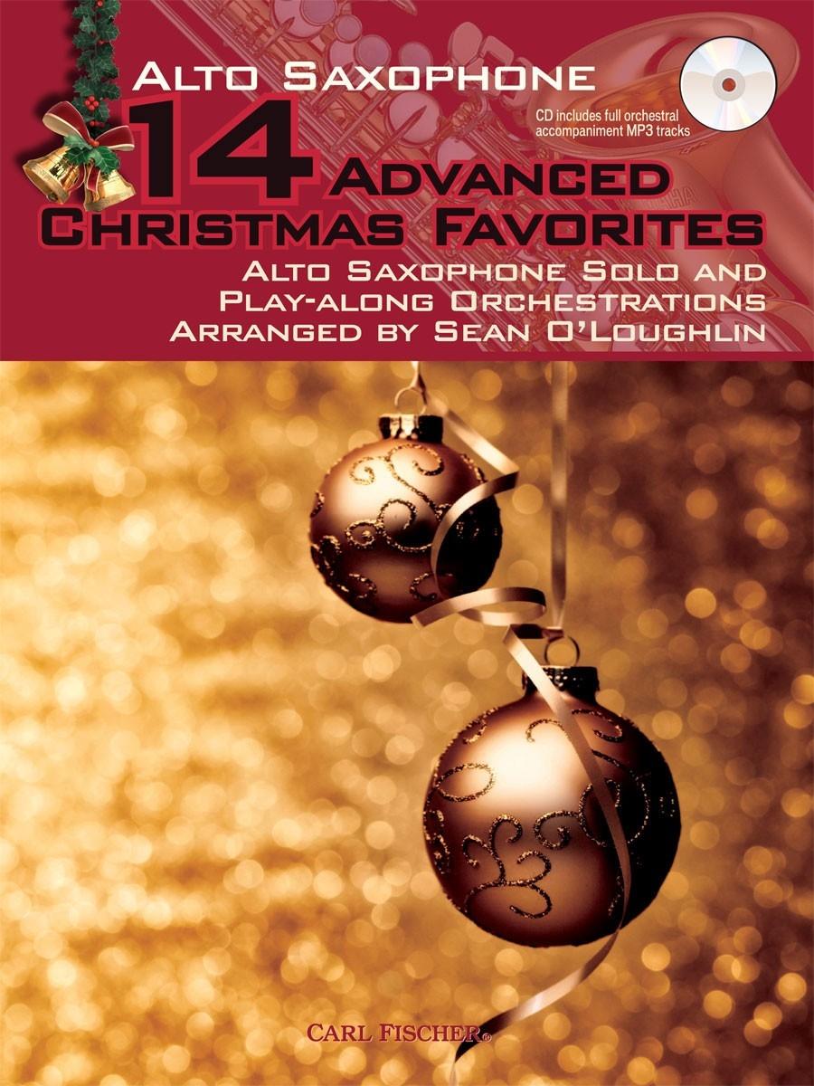 14 Advanced Christmas Favourites: Alto Saxophone: Instrumental Album
