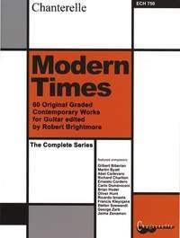 R. Brightmore: Modern Times (Complete): Guitar: Instrumental Album