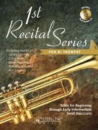 1st Recital Series for Bb Trumpet: Trumpet: Instrumental Work