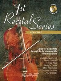 1st Recital Series for Cello: Cello: Instrumental Work