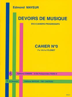 Devoirs de Musique Cahier 0 --- Formation Musicale