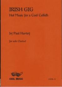 Paul Harvey: Irish Gig: Clarinet: Instrumental Work