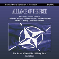 Alliance of the Free: Concert Band: CD