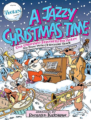 A Jazzy Christmas Time (Violin) Vln: Violin: Instrumental Album