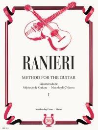 Silvio Ranieri: Gitarrenschule Band 1: Guitar: Instrumental Tutor