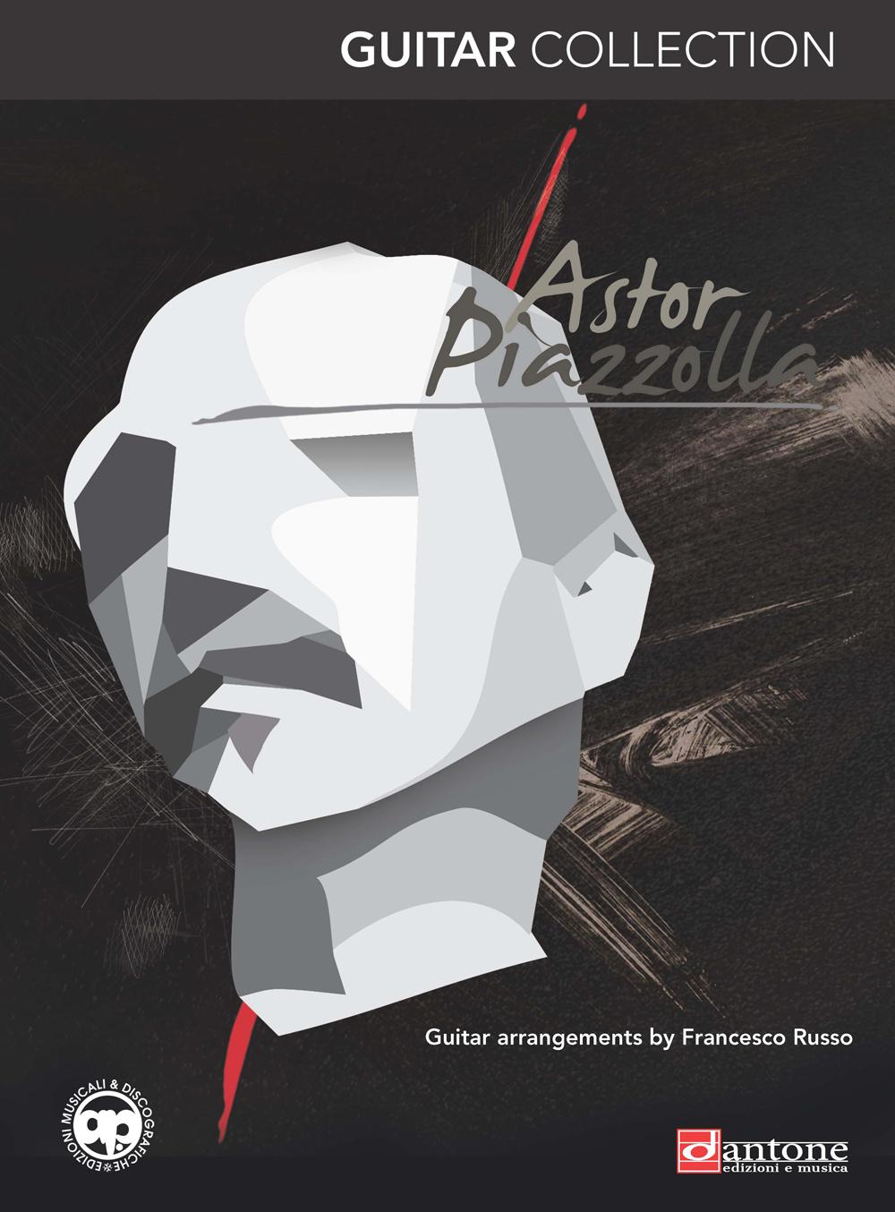 Astor Piazzolla: Guitar Collection: Guitar: Instrumental Album