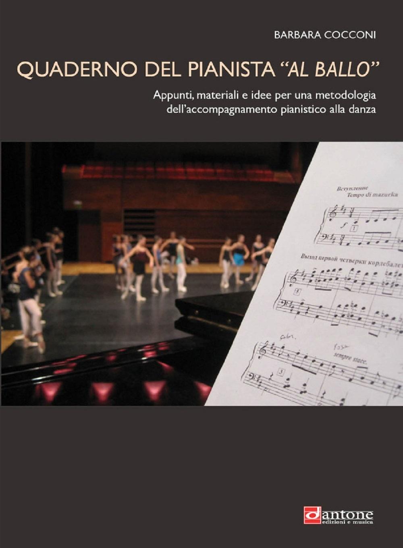Barbara Cocconi: Quaderno del pianista al Ballo: Piano: Instrumental Album