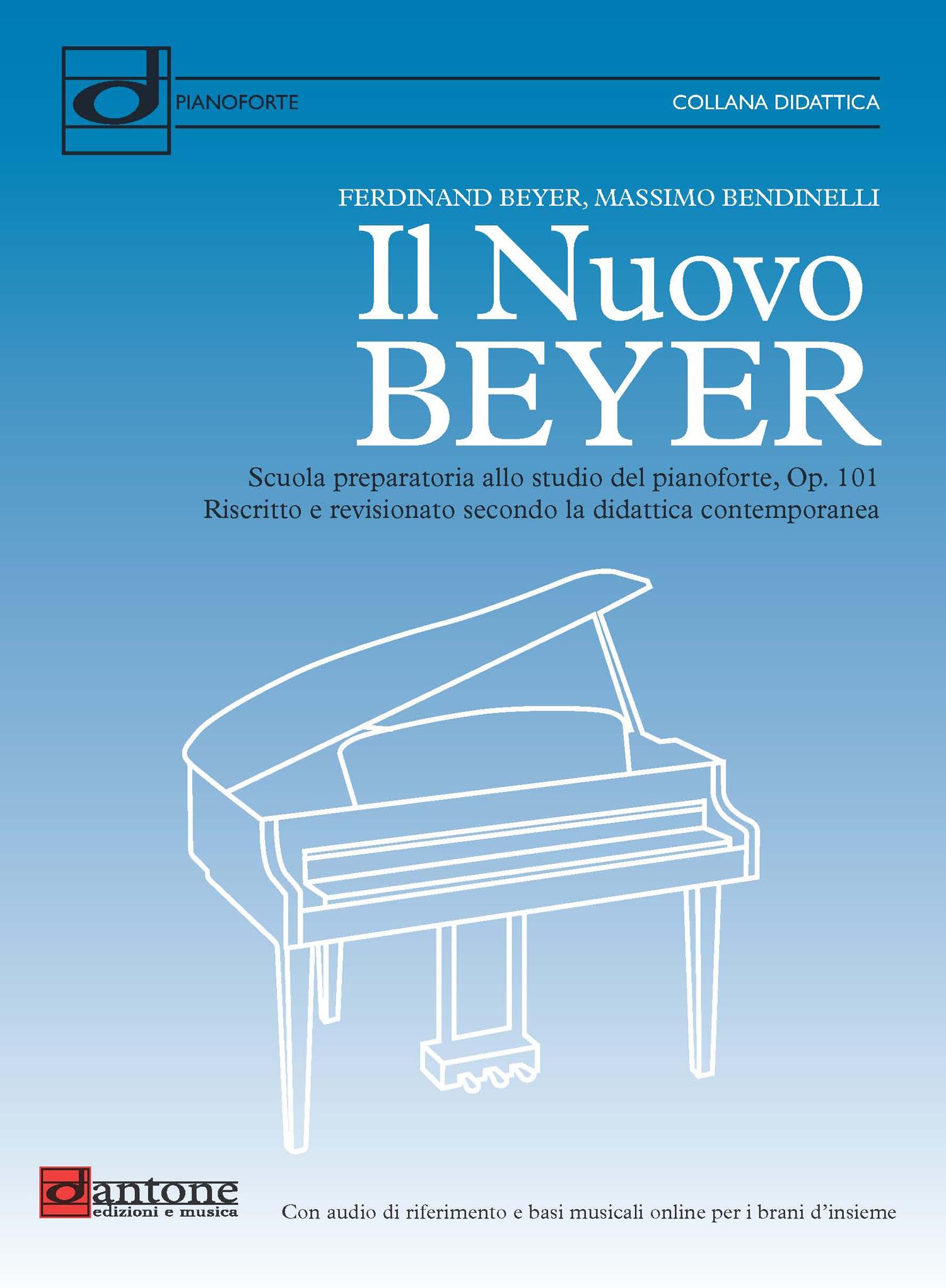 Ferdinand Beyer Massimo Bendinelli: Il Nuovo Beyer: Guitar: Instrumental Tutor