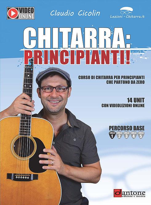 Claudio Cicolin: Chitarra Principianti: Guitar: Instrumental Tutor
