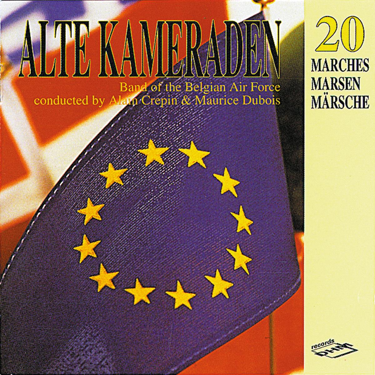 Alte Kameraden: Concert Band: CD