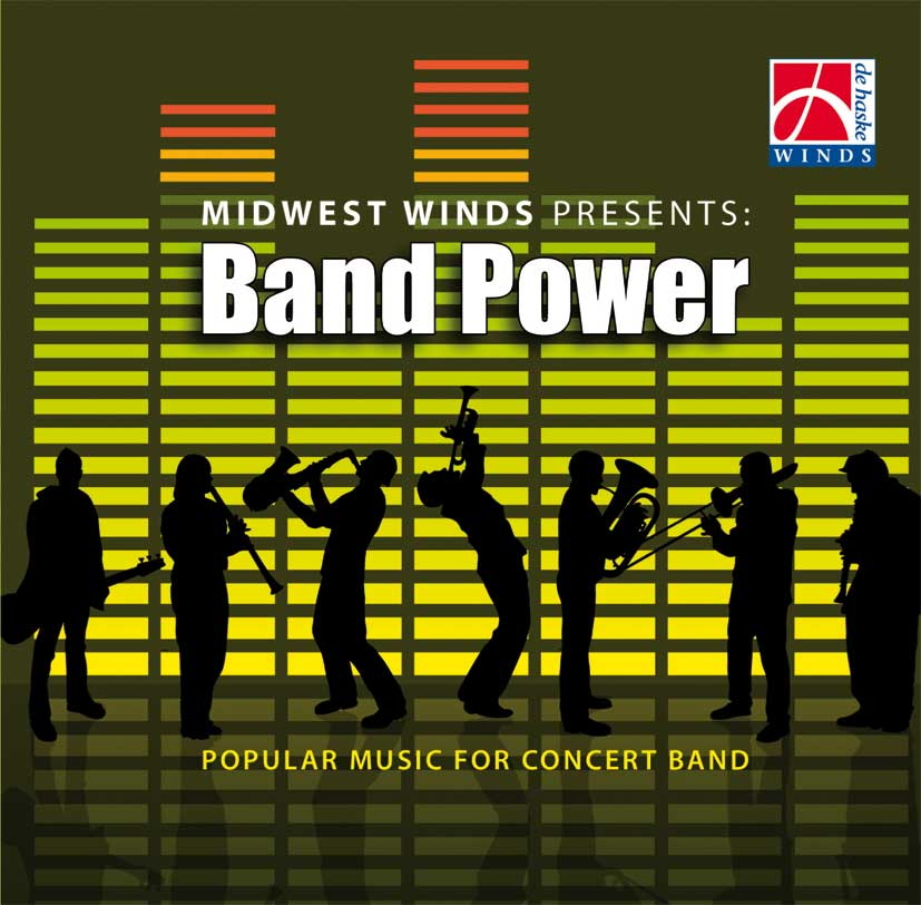 Band Power: Concert Band: CD