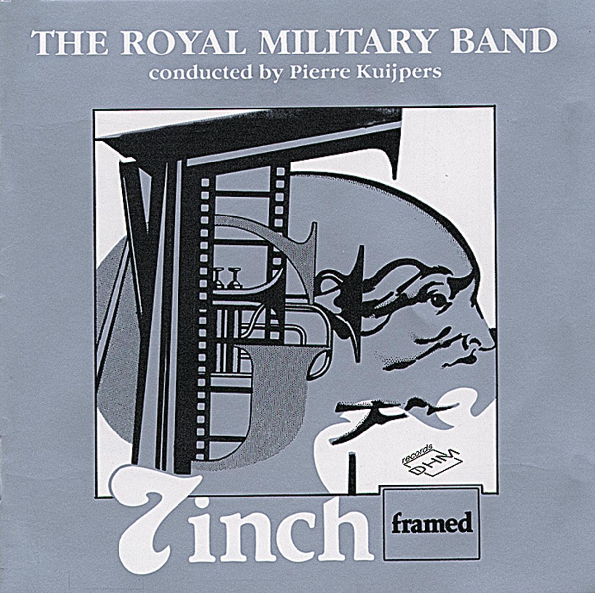 7 Inch Framed: Concert Band: CD