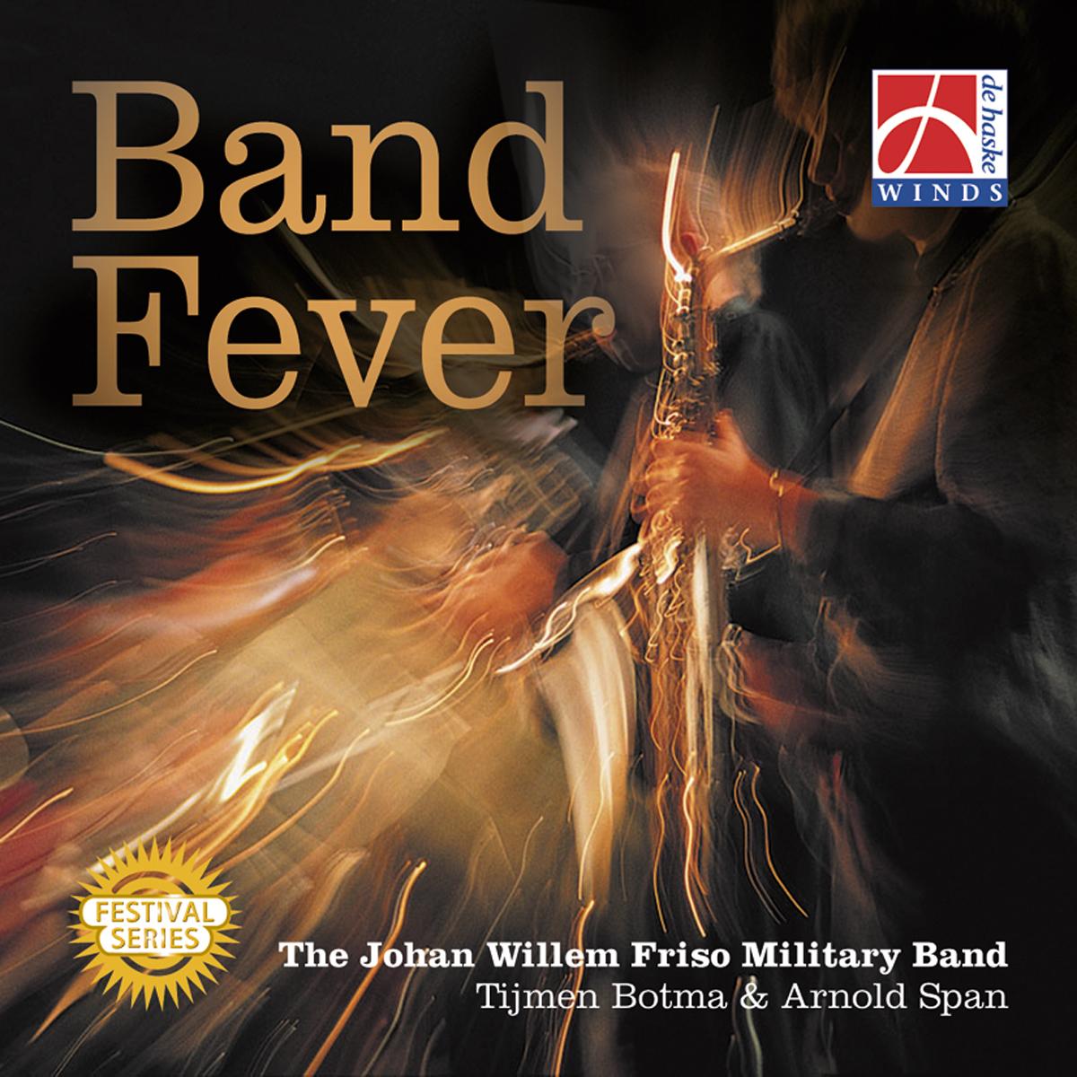 Band Fever: Concert Band: CD