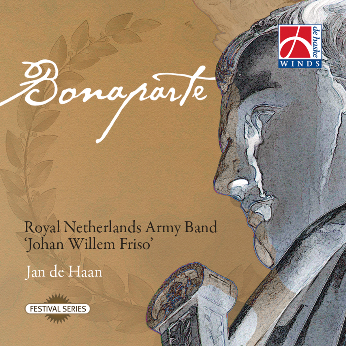 Bonaparte: Concert Band: CD