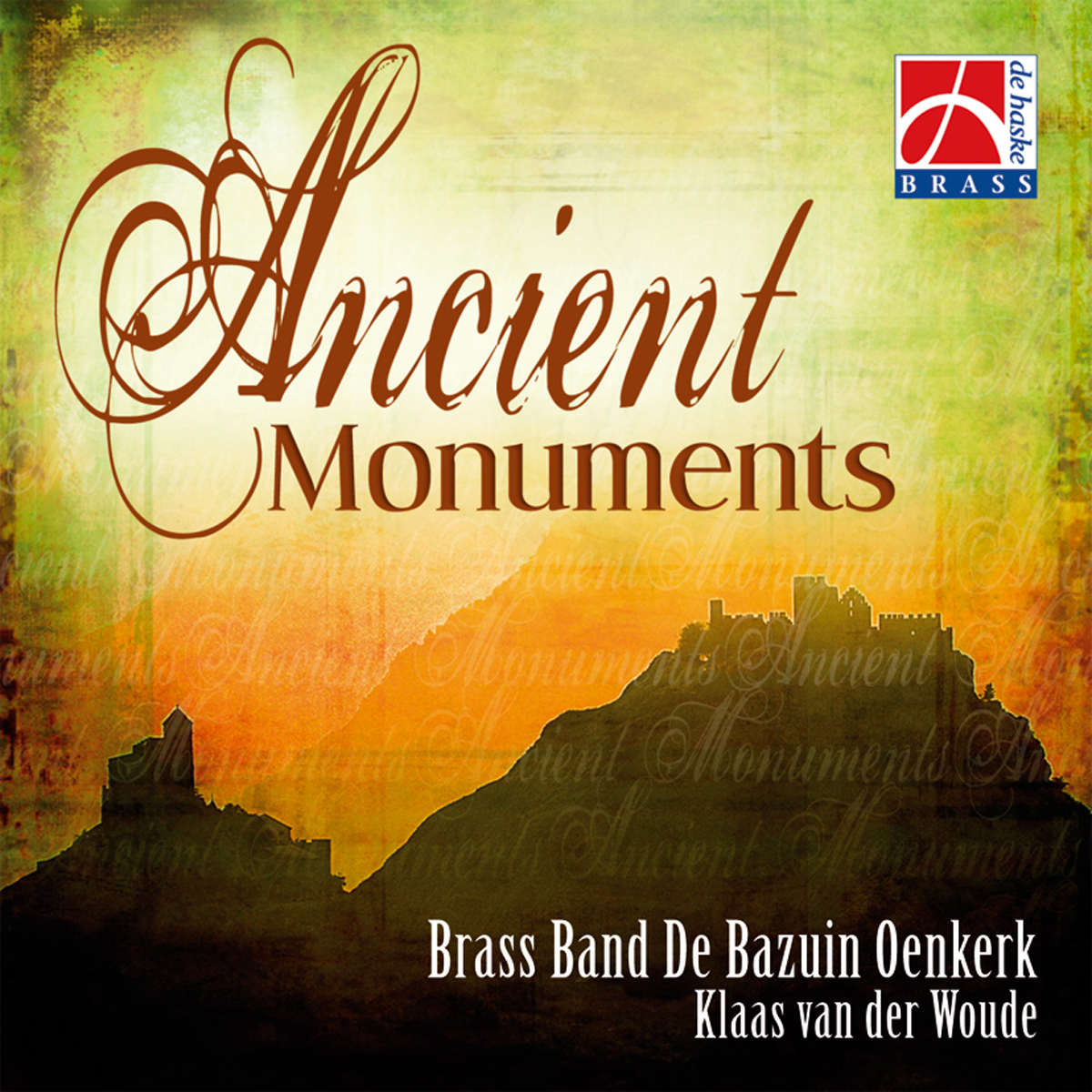 Ancient Monuments: Brass Band: CD