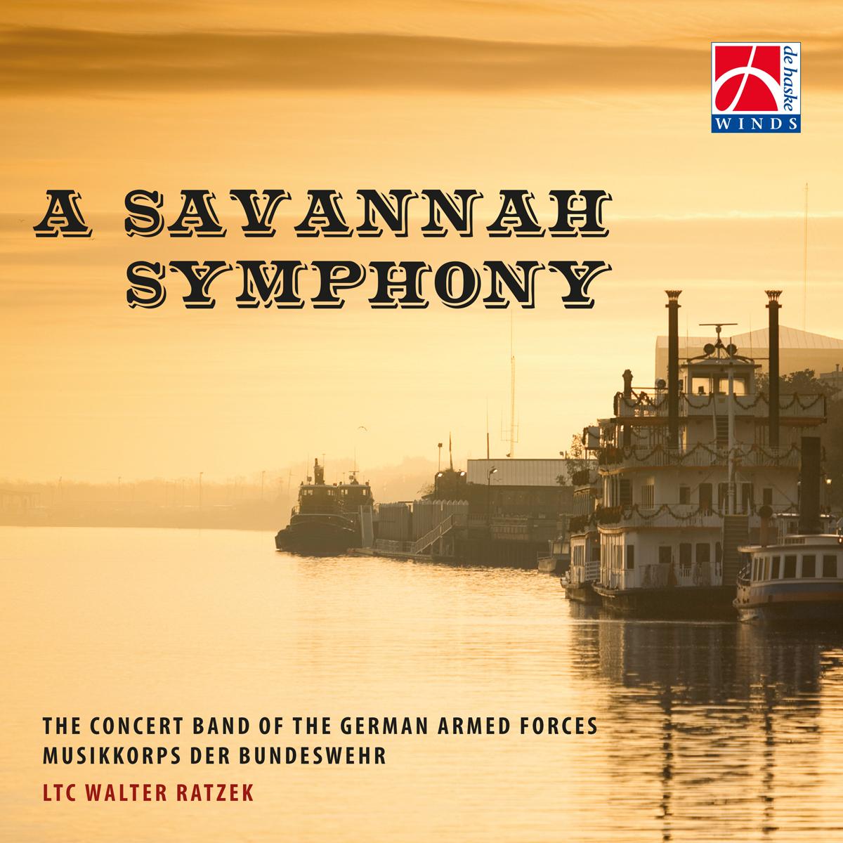 A Savannah Symphony: Concert Band: CD