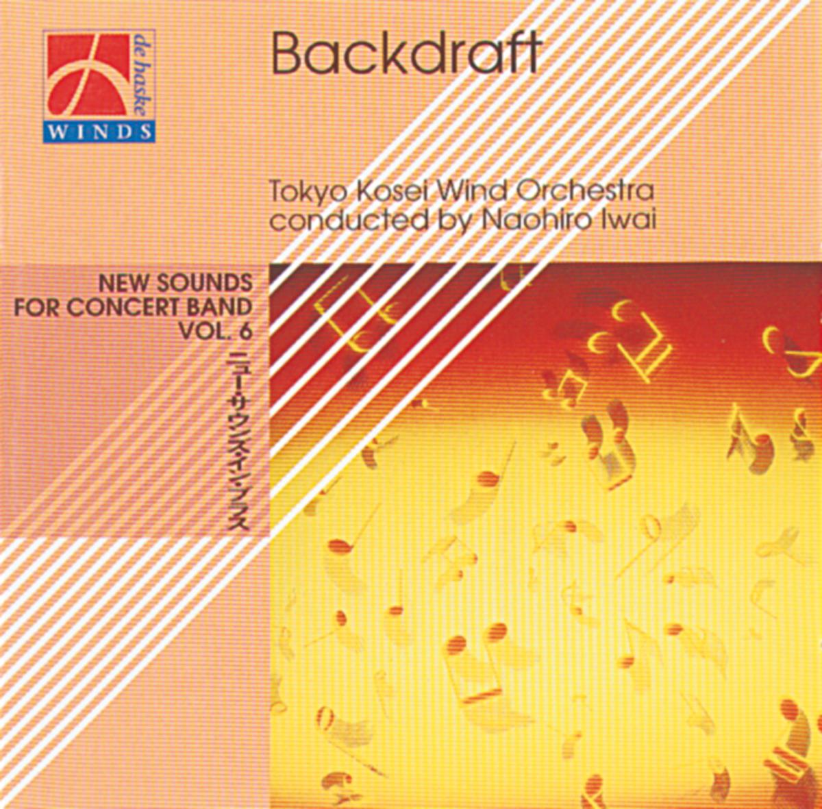 Backdraft: Concert Band: CD