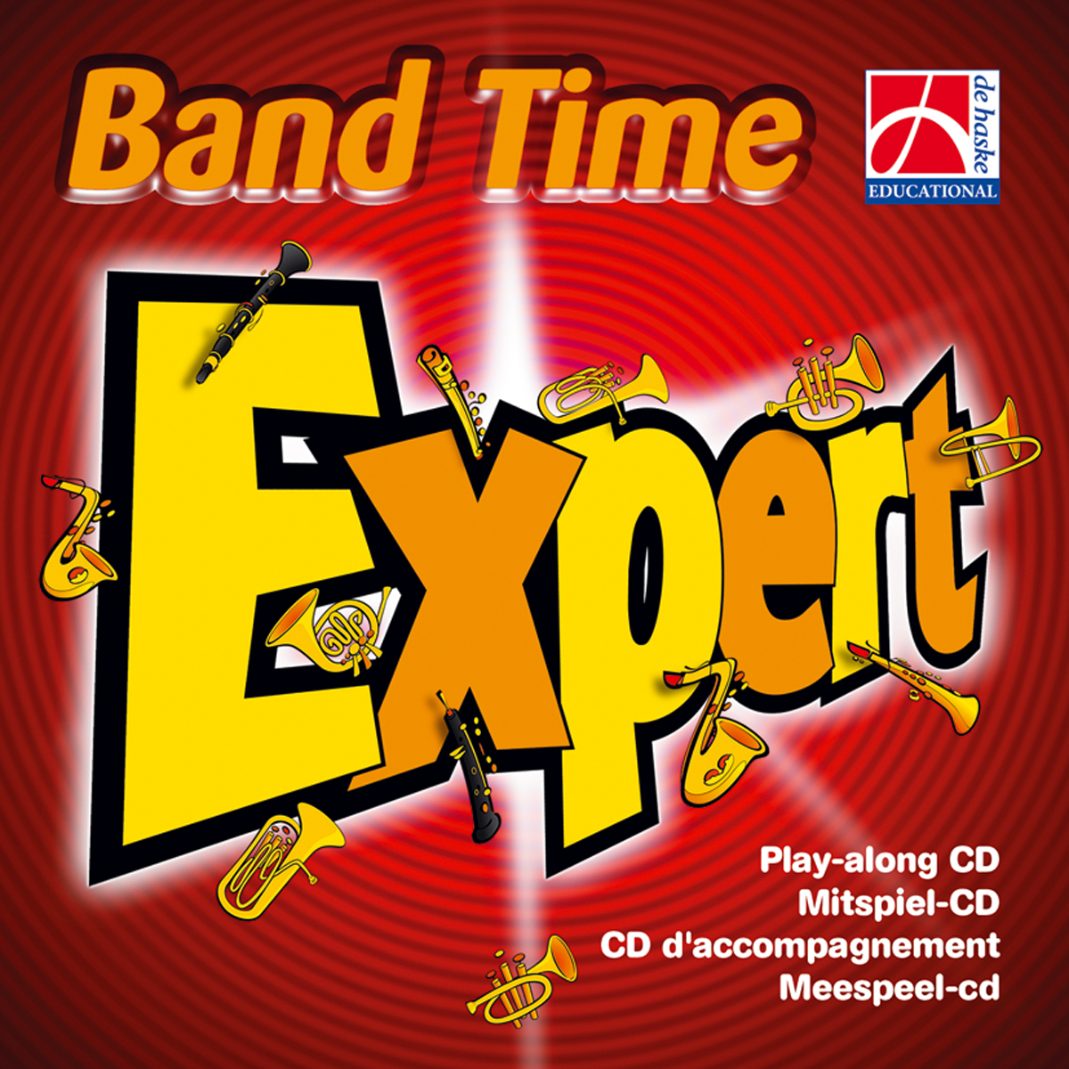 Band Time Expert: CD