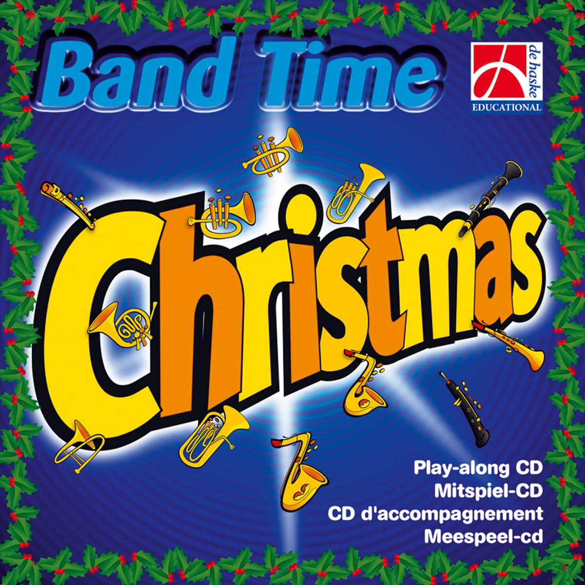 Band Time Christmas: CD