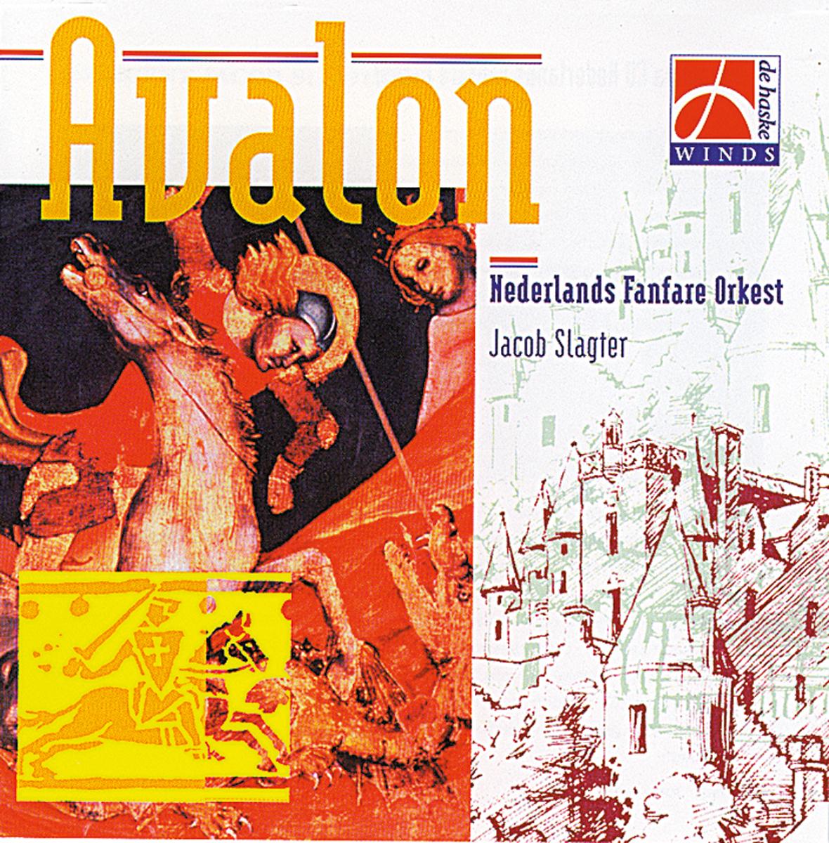 Avalon: Fanfare Band: CD