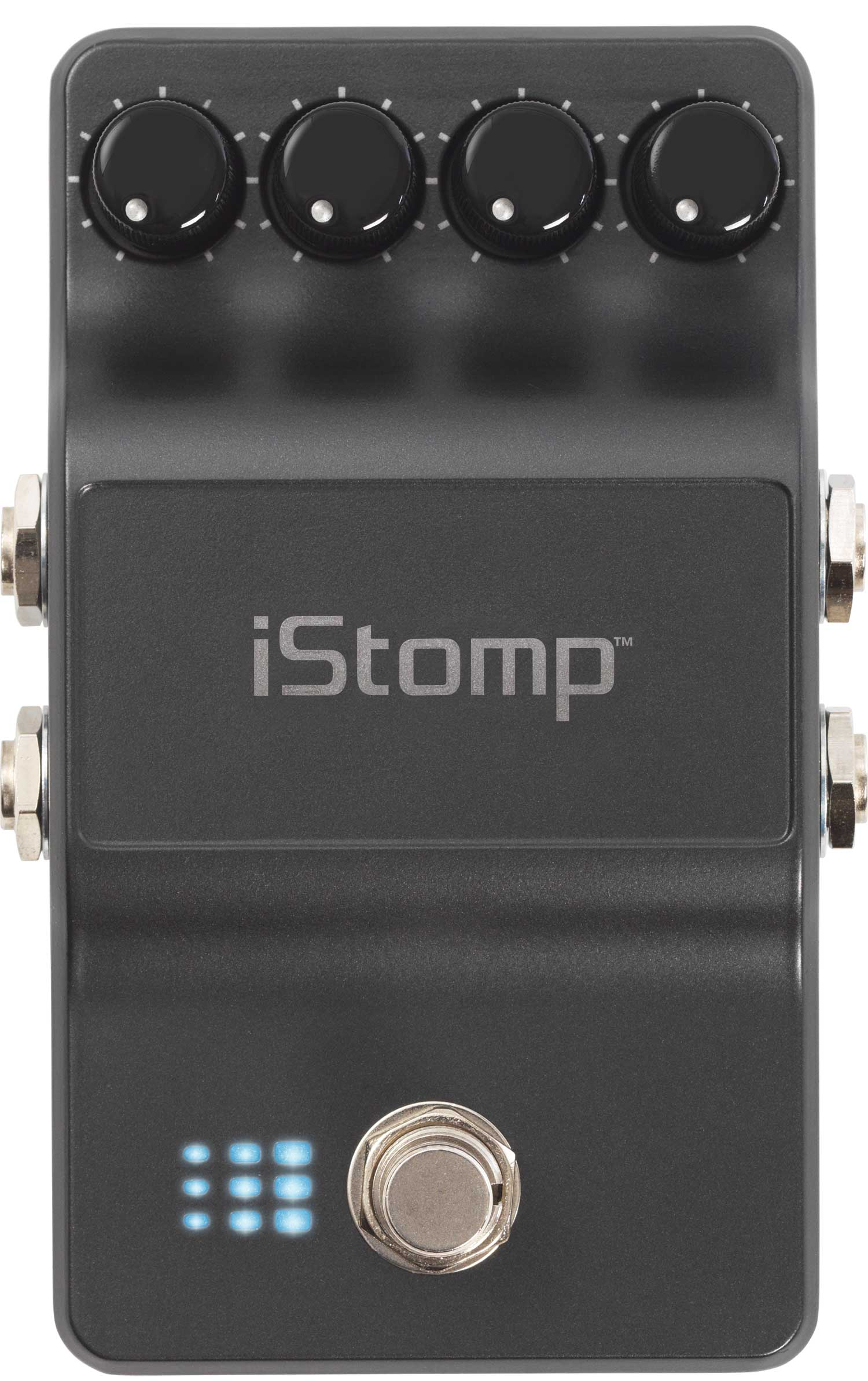 Istomp Stompbox Pedal For Ipod Iphone Or Ipad: Pedal