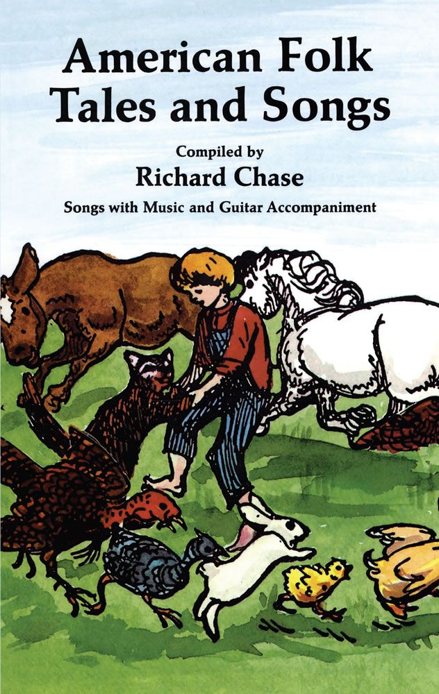 American Folk Tales and Songs: Reference