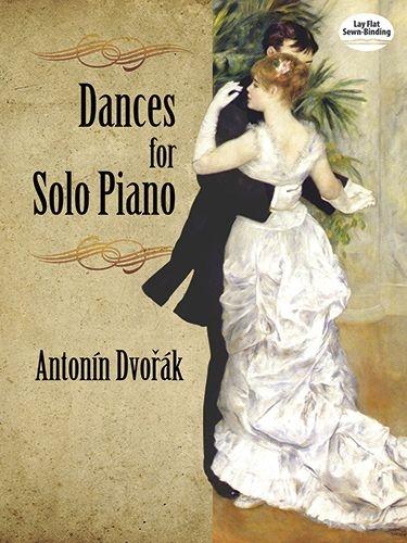 Antonin Dvorák: Dances For Solo Piano: Piano: Instrumental Work