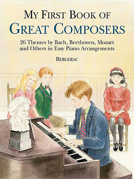 A first book of great composers: Piano: Instrumental Album