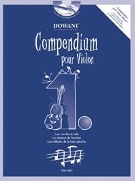 Compendium pour Violon 1: Violin