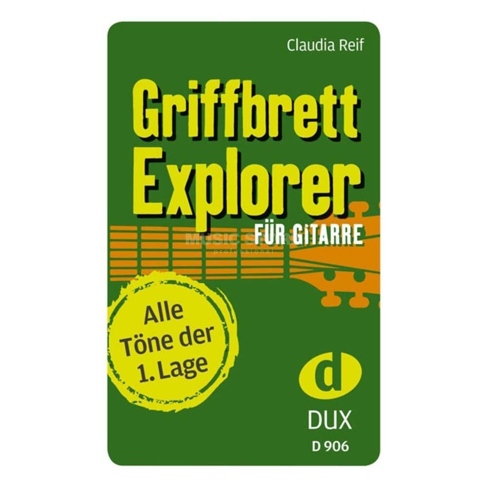 Claudia Reif: Griffbrett-Explorer: Game