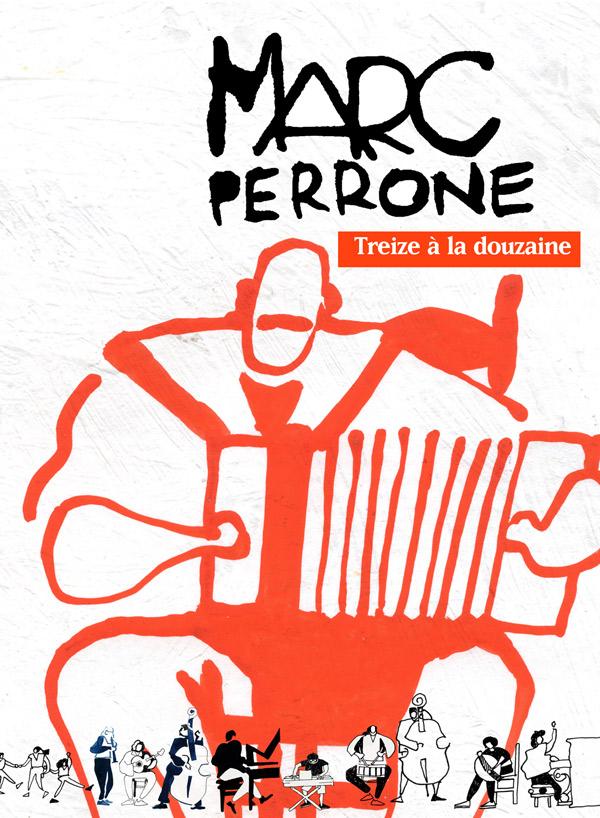 M. Perrone: Treize à la douzaine: Accordion: Artist Songbook