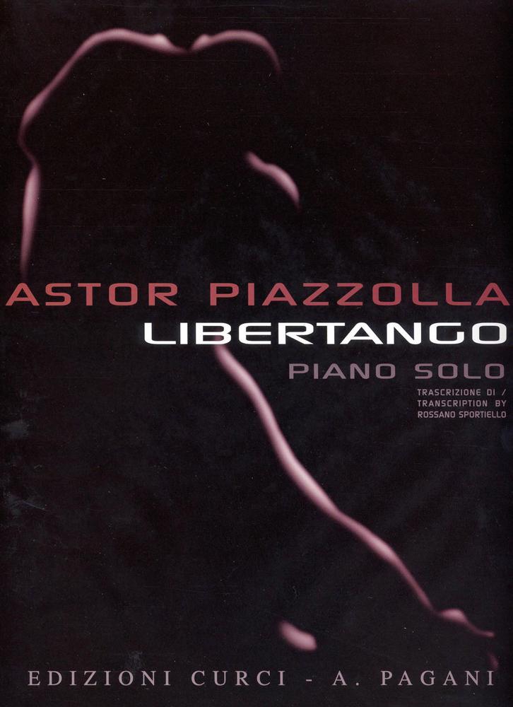 Rossano Sportiello: Libertango: Piano: Instrumental Work