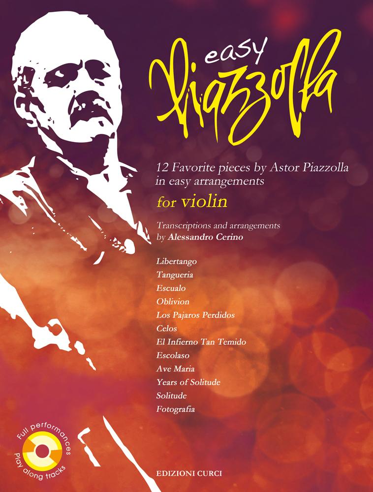 Astor Piazzolla: Easy Piazzolla for Violin: Violin: Instrumental Album