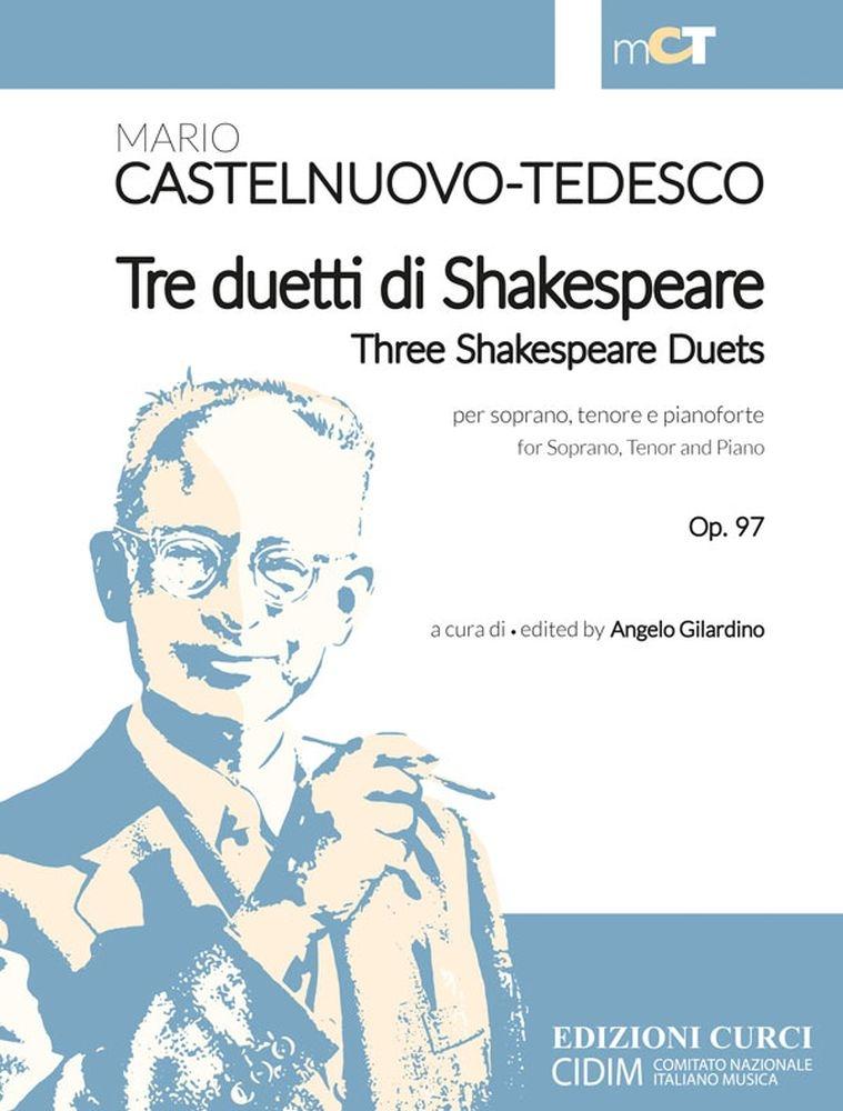Mario Castelnuovo-Tedesco: Tre Duetti di Shakespeare: Vocal: Instrumental Album