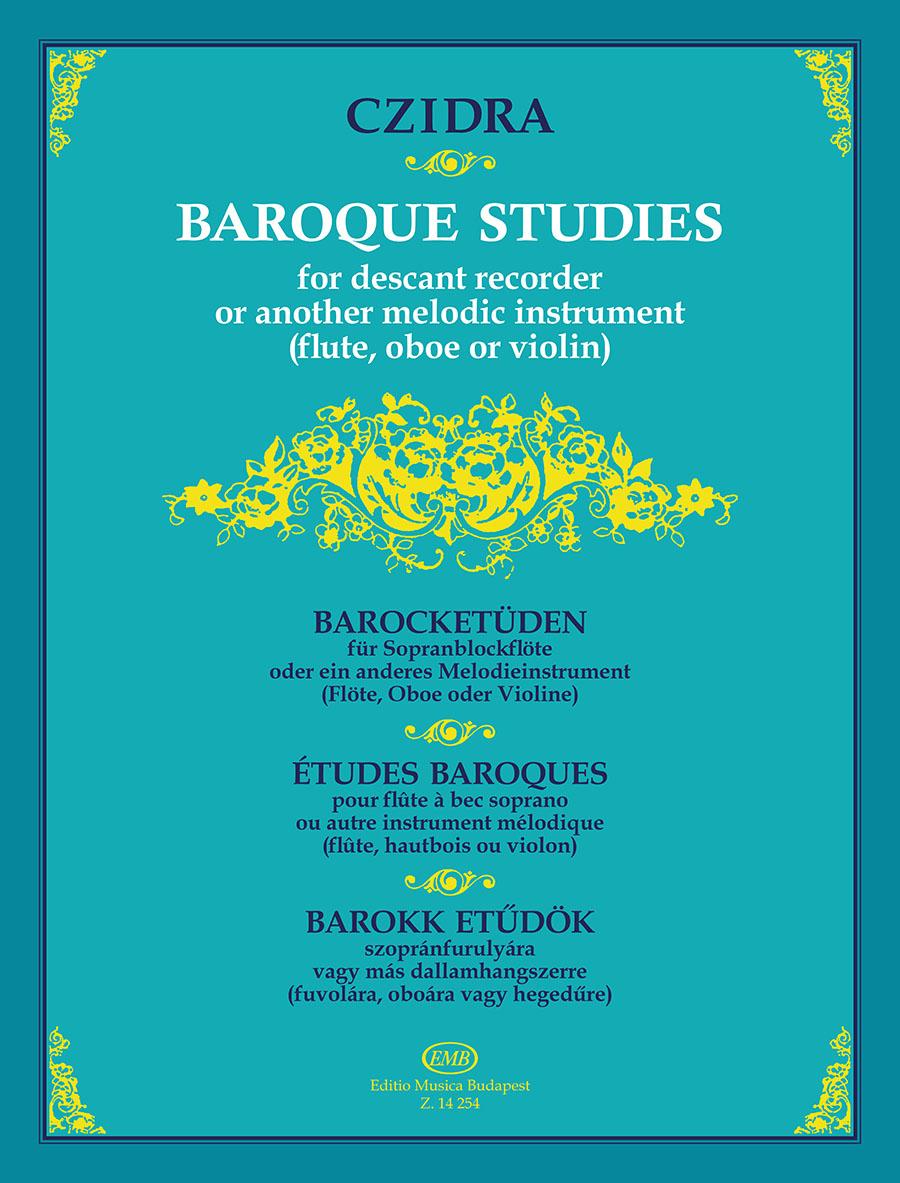 Barocketüden: Instrumental Work