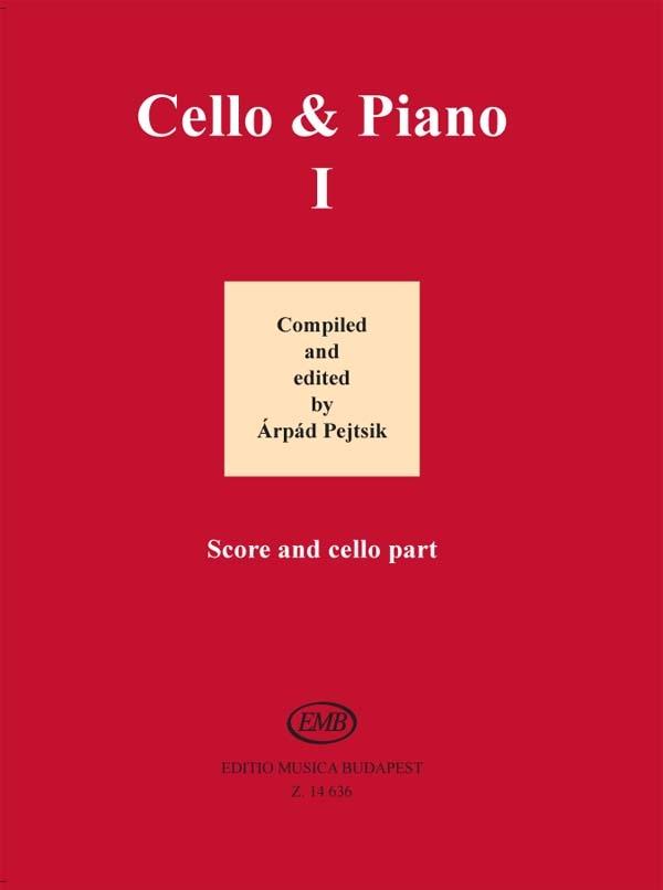 Cello & Piano 1: Cello: Instrumental Album