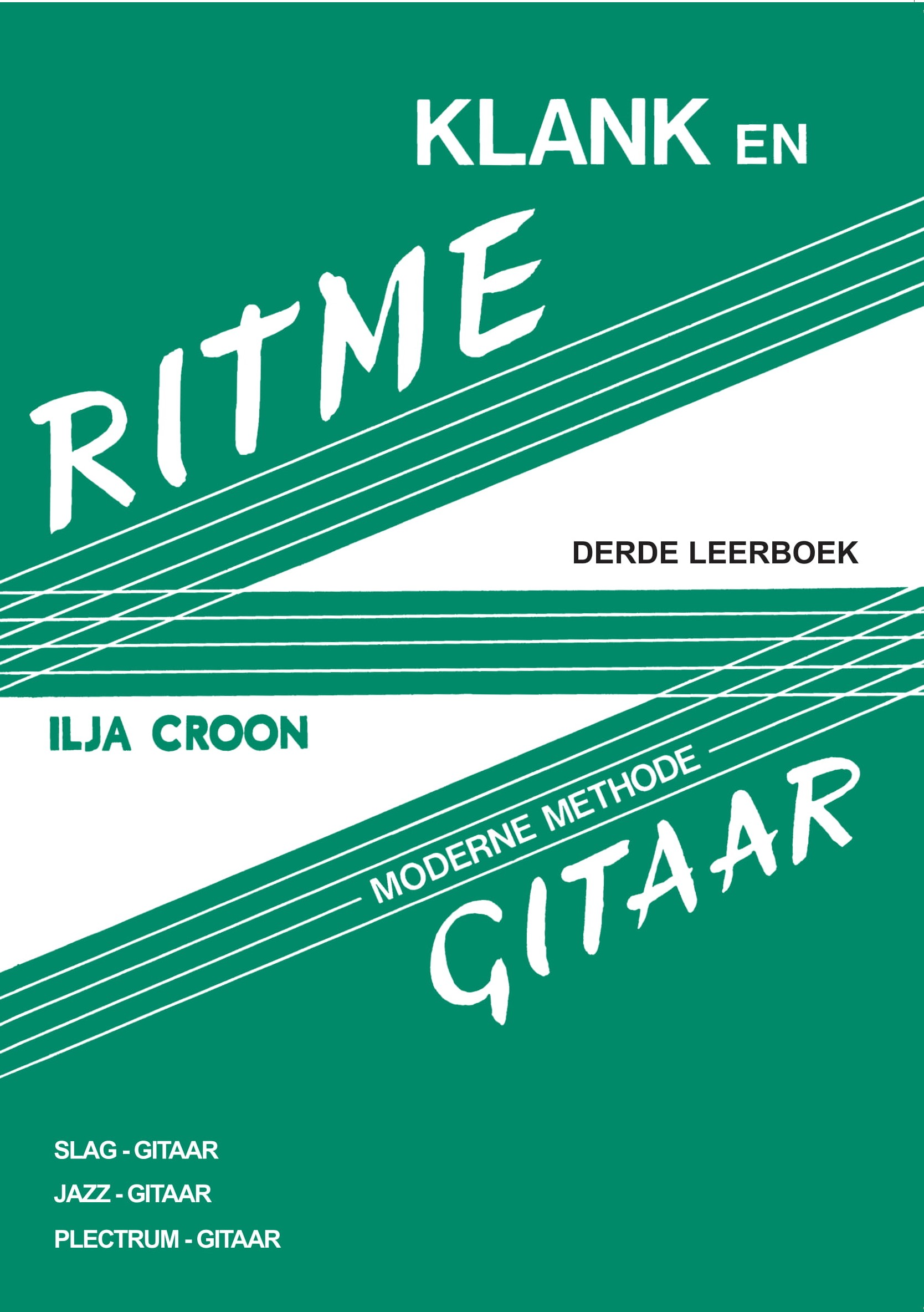 I. Croon: Klank & Ritme 3: Guitar: Instrumental Work