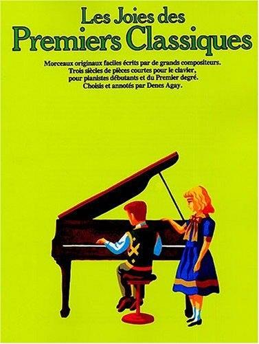 Joies Des Premiers Classiques: Piano: Instrumental Album