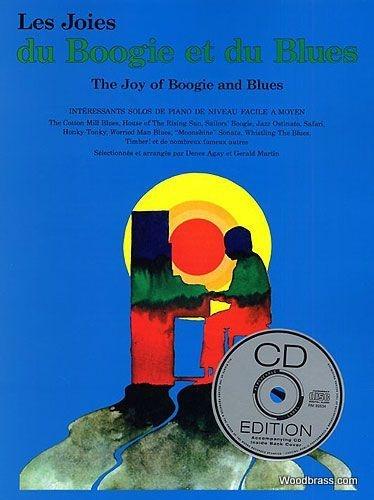 Denes Agay: Les Joies Du Boogie Et Du Blues: Piano: Instrumental Album