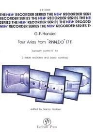 Georg Friedrich Händel: Four Arias from