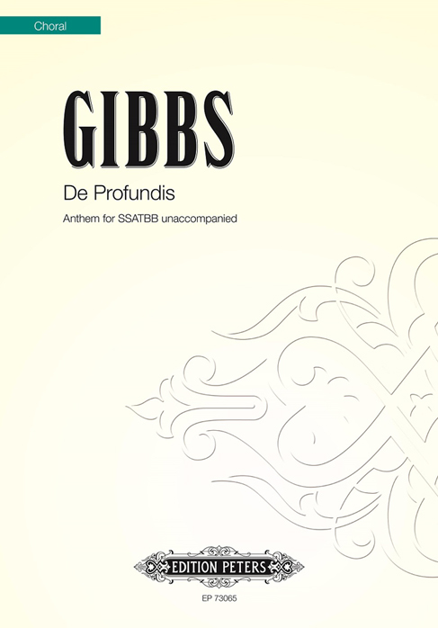 Alan Gibbs: De Profundis: SATB: Vocal Score
