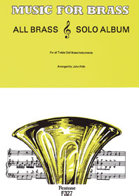 All Brass Solo Album: Trumpet: Instrumental Collection