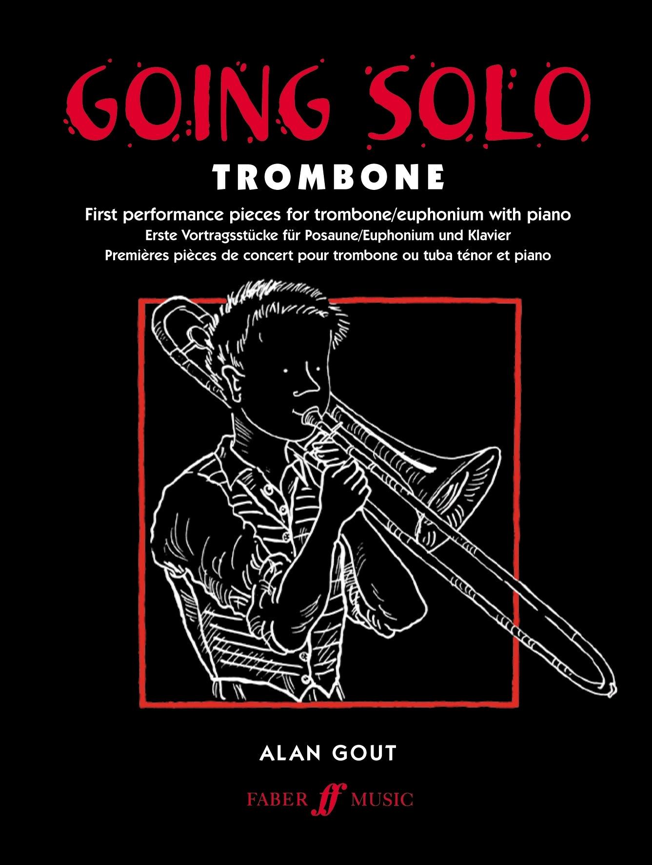 A. Gout: Going Solo: Trombone: Instrumental Album