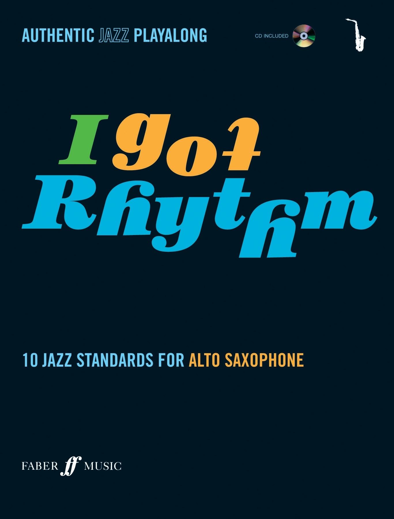 A. Hampton: I Got Rhythm - Alto Saxophone: Alto Saxophone: Instrumental Album