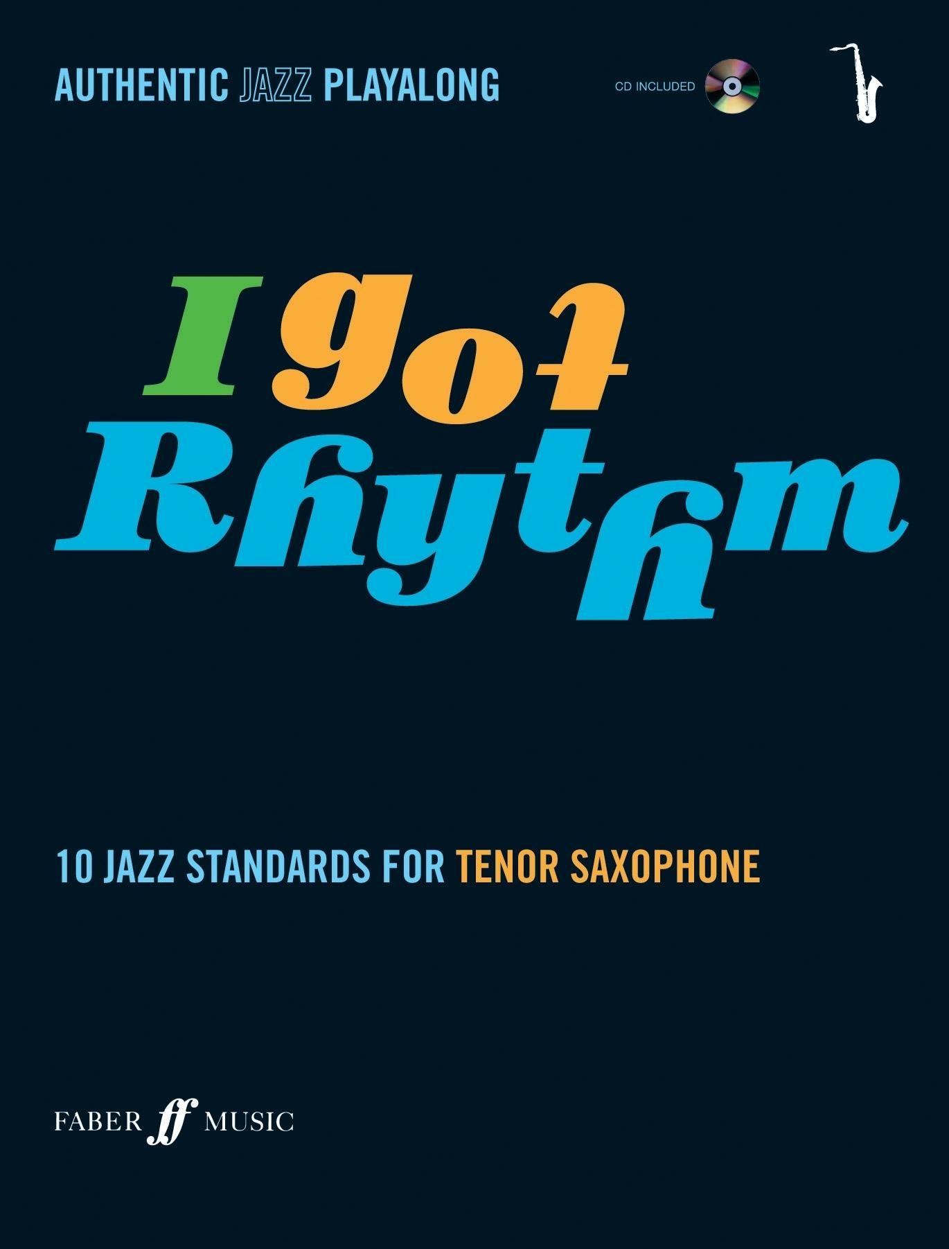 A. Hampton: I Got Rhythm - Tenor Saxophone: Tenor Saxophone: Instrumental Album