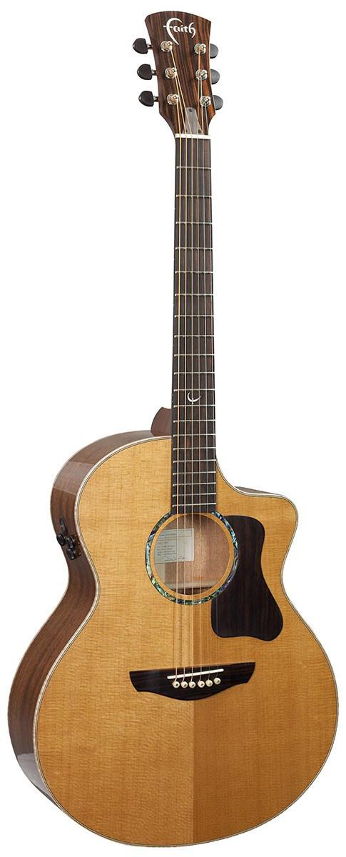 Faith Legacy Neptune CutAway: Acoustic Guitar