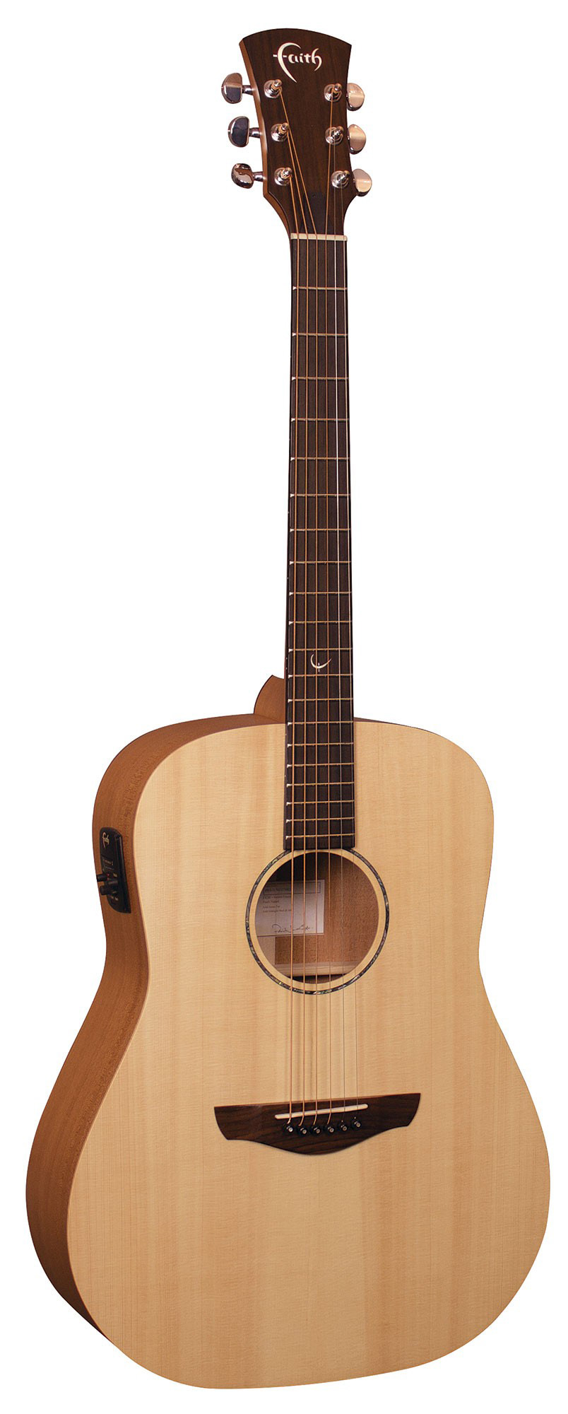 Faith Naked Saturn Dnought: Acoustic Guitar