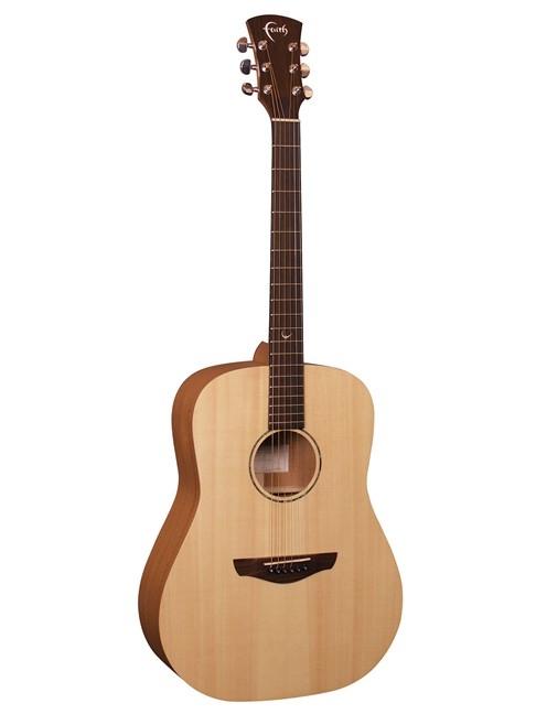 Faith Naked Saturn Acoustic Guitar: Acoustic Guitar